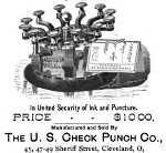 1890 US Check Punch small.jpg (72843 bytes)