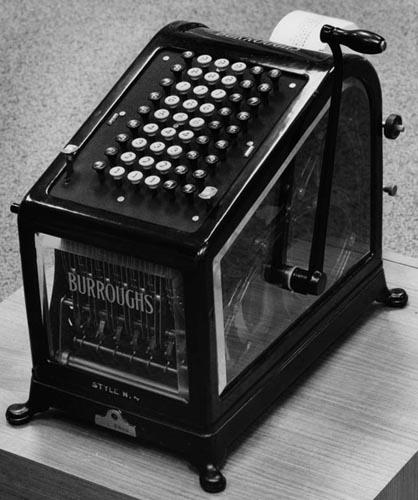 burroughs adding machine co
