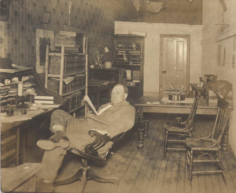 Office Photos 1912 1914